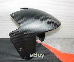 KTM Véritable Carbone Mat Garde-Boue Fenderfront 1290 Gt Super Duke 52381808