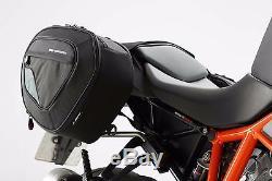 Kit 2 Sacoches latérales Sw-Motech BLAZE Haute KTM 1290 Super Duke R 2014