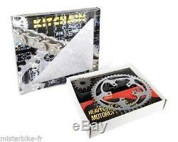 Kit chaine Hyper renforcé Oring KTM SUPER DUKE 990 R 07-12 2007-2012 hyper