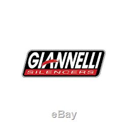 Ktm 1290 Super Duke Gt 2017 Pot D'echappement Giannelli X-pro Inox Black Nokat
