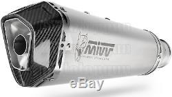 MIVV Pot D Echappement Hom Delta Race Carbon Cap Ktm 1290 Superduke Gt 2016 16
