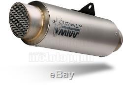 MIVV Pot D Echappement Hom Gp-pro Titanium Ktm 1290 Superduke Gt 2016 16 2017 17