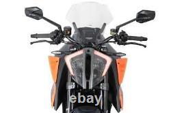 MRA Pare-Brise Sport Naked Maxi Transparent KTM Super Duke R 1290 2020-2021