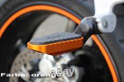 Mfw Réglable Vario Repose-Pieds KTM 1290 Super Duke R 13 Pilote ou Siège