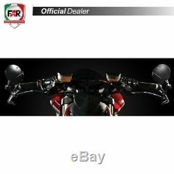 Miroirs FAR 7793 7794 Black Star Homologués KTM 990 Super Duke/ R 2011-2014