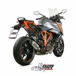 Mivv Ktm 1290 Superduke Gt 2016 16 Pot D' Echappement Moto Gp Pro Titane