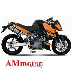 Mivv Ktm 990 Superduke 2006 06 Pot D' Echappement Moto Suono Exhaust