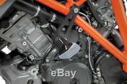 PUIG Protection anti-arrêt de moteur R12 NOIR KTM SUPERDUKE 1290 R (2014-2015)