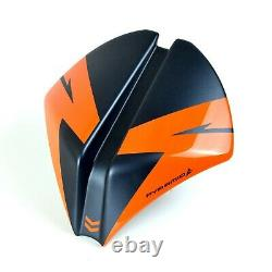 PYRAMID Brillant Orange & Mat Bleu Pare-Brise KTM 1290 Superduke R 2020 29700D