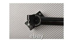 Paire Demi Guidons Inclinables 360° Aluminium 48 mm KTM SUPERDUKE 990 2005-2013