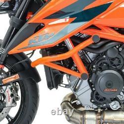 Pare carter pour KTM 1290 Super Duke R 2020 garde moteur orange
