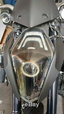 Phare Xenon KTM 1290 Super Duke R + Angel eye + Devil eye