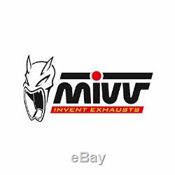 Pot D' Echappement Ktm 1290 Superduke Gt 2016 MIVV Gp Pro Titane Silencieux