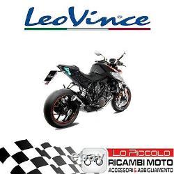 Pot D'Échappement LeoVince LV-10 KTM 1290 Super Duke 2017 R Black