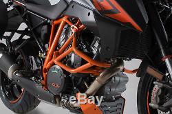 Protections Côtés pour Moteur Orange KTM 1290 Super Duke R / Gt Sw Motech
