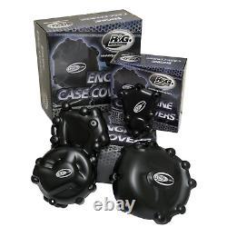 R&g Kit Protection Carter Moteur Pour Ktm 1290 Super Duke R 2018 2 Pieces