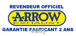 Raccord Arrow Racing Ktm 1290 Superduke Gt 2017/18 71692mi