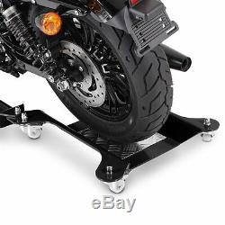 Rail de Rangement Moto KTM 1290 Super Duke/ R ConStands M2 noir déplacement