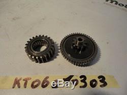 Roue dentée démarreur du moteur Starter motor gear Ktm Super Duke 990 05 07
