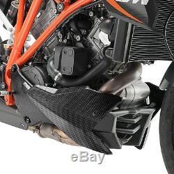 Sabot moteur Puig KTM 1290 Super Duke/R 14-18 look carbone carénage