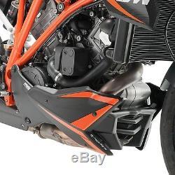 Sabot moteur Puig KTM 1290 Super Duke/R 14-18 noir mat carénage