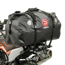 Sacoches cavalières set pour KTM 990 Super Duke/ R WX80 arrière