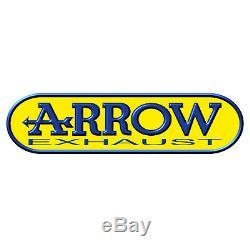 Silencieux Arrow Pour Ktm 1290 Superduke R 2014 2016 Race-tech Dark Carby