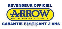 Silencieux Arrow Race-tech Alu Ktm 1290 Superduke R 2017/18/19 71676kz+71820ak