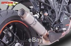 Silencieux Bodis Gp1-rsn Full Titane Ktm 1290 Superduke R 2017/19 Ktsd1290-021