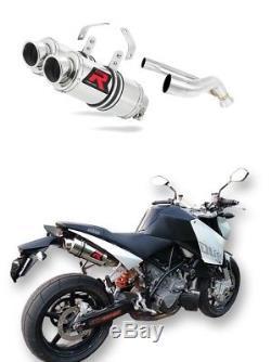 Silencieux Échappement exhaust DOMINATOR GP I KTM 990 SUPER DUKE R + DB KILLER