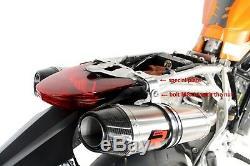 Silencieux Échappement exhaust DOMINATOR ROND KTM 990 SUPER DUKE + DB KILLER