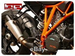 Silencieux Evoxtreme HP Corse Givre' Ktm 1290 Super Duke R Non Approuve