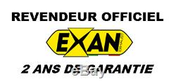 Silencieux Exan X-black Ovale Carbone Ktm 1290 Superduke 2015/16/17 T1037ov-c