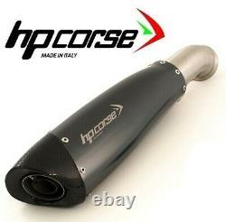 Silencieux HP Corse Evoxtreme 310 Black Ktm Superduke 1290 R 2014 2015 2016