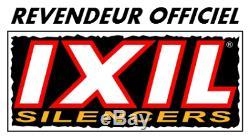 Silencieux IXIL Hexoval Inox Noir Ktm Superduke 1290 2014/15/16 Om3080vseb