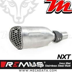 Silencieux REMUS NXT Inox mat RACE KTM 1290 Super Duke R 2020
