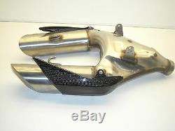 Silencieux pot échappement KTM 990 SUPER DUKE de 2010 61105083000