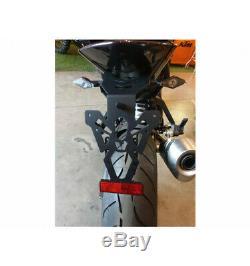 Support de plaque V-PARTS noir KTM 1290 Super Duke R