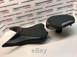 Tappezzeria Italia Comfort Memory F. Housse de Selle pour KTM 1290 Super Duke GT