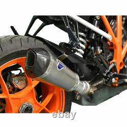 Termignoni Ktm Super Duke 1290 R 2019 Pot D' Echappement Moto Relevance Titane