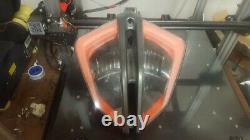 Tête de fourche complète bloc optique feu avant KTM 1290 Super Duke Parfait état