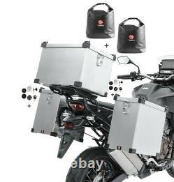 Valises M12 35-40l pour KTM 1290 Super Duke GT + topcase 45l + sacs