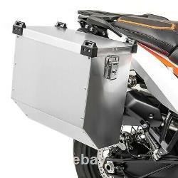 Valises latérales pour KTM 1290 Super Duke GT AT 2x41L + sacs + kit
